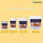 NortemBio Bicarbonate de Soude Biologique 3 Kg. Alimentaire. Spécial pour Cuisiner. Qualité Supérieure. Développé en France. de la marque NortemBio image 2 produit