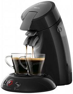 Philips HD6554/61 Machine à Café à Dosettes Senseo Original Noir 0, 75 Litre de la marque Philips image 0 produit