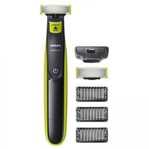 Philips QP2520/30 OneBlade avec lame de rechange + 3 sabots barbe de la marque Philips image 0 produit