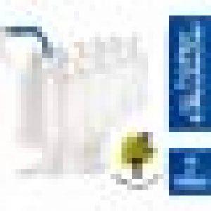 ProfessionalTree Flacons compte-gouttes de 10 x 100 ml avec Entonnoir et Gobelet gradué - 10 Étiquettes - Dosage et Conservation de Liquides - Plastique qualité LDPE de la marque ProfessionalTree image 0 produit