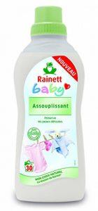 RAINETT Adoucissant du Linge Bébé 750 ml - Lot de 2 de la marque RAINETT image 0 produit