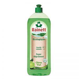 Rainett - Liquide Vaisselle Citron Vert 750Ml - Lot De 5 - Vendu Par Lot - Livraison Gratuite En France de la marque Rainett image 0 produit