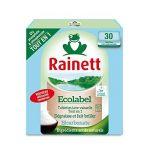 Rainett - Tablettes Tout En Un Écolabel Au Bicarbonate 600G - Lot De 3 - Vendu Par Lot - Livraison Gratuite En France de la marque Rainett image 3 produit