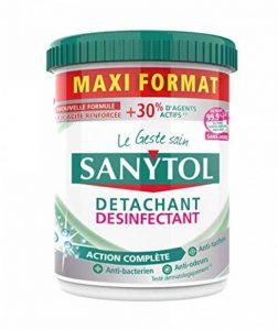 Sanytol Poudre Détachante Désinfectante Maxi Format 900 g de la marque SANYTOL image 0 produit