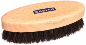 Saphir Brosse Ovale Crin de Cheval de la marque SAPHIR image 0 produit