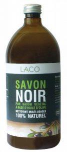 Savon Noir liquide 1L de la marque Laco image 0 produit