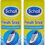 Scholl Déodorant Chaussures Anti-Odeurs 150 ml - Lot de 2 de la marque Scholl image 3 produit