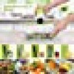 Sedhoom Mandoline Multifonctions 23pcs Coupe Legume des Decoupe legumes Rapidement et Uniformément de la marque Sedhoom image 3 produit