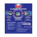 Sun Tablettes Lave-Vaisselle Classique 180 Lavages (Lot de 3x60 Lavages) de la marque Sun image 4 produit