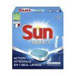 Sun Tablettes Lave-Vaisselle Tout-en-1 Standard 156 Lavages (Lot de 3x52 Lavages) de la marque Sun image 1 produit