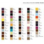 Super Color – Teinture pour Cuir Naturel – Matières Synthétiques et Textiles – 25 ml – Plusieurs couleurs de la marque Kaps image 3 produit