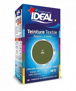 teinture textile blanc ideal TOP 1 image 0 produit