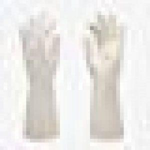 UCYG Gants en Caoutchouc Nitrile, Vaisselles Housework, Convient for Le Nettoyage De Cuisine La Vaisselle, Résistant À l'usure des Gants Épais Imperméable Et Durable (Color : 10 Pairs 33cm, Size : L) de la marque UCYG image 0 produit