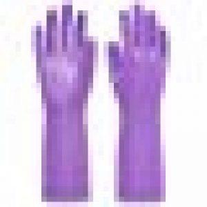 UCYG Gants Vaisselles for Épaississement en Automne Et en Hiver, for Le Lavage Nettoyage Blanchisserie, Nettoyage Étanche Cuisine Ménagers en Caoutchouc (Color : Pink, Size : M) de la marque UCYG image 0 produit