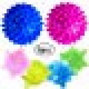 WENTS Balles de Séchage 6PCS sèche-Linge balles pour Lave-Linge/Boule de Lavage Boules réutilisables de Lavage de Machine à Laver pour Le Nettoyage des vêtements - aléatoire Combinaison de Couleurs de la marque WENTS image 0 produit