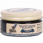 Wren's Cirage Crème Cuir Nourrissante pour Chaussures et Cuir Grainé, Cirage de Qualité Renommée Depuis 1889 (Noir) de la marque Wren's Since 1889 image 1 produit